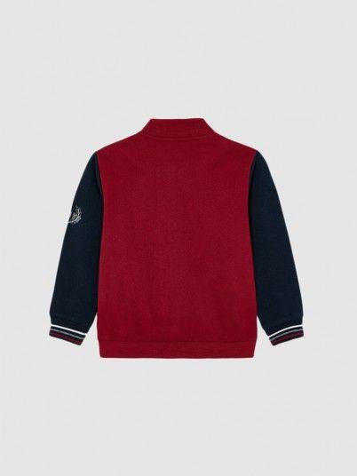 Jacket Boy Bordeaux Mayoral