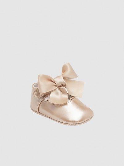 Sapatos Laço Bebé Menina Mayoral