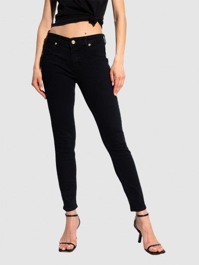Jeans Mulher  Trousers Versace