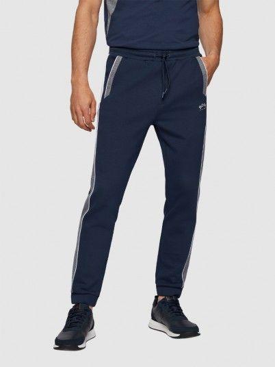Shorts Man Dark Blue Hugo Boss
