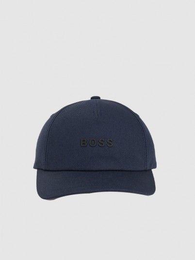 Hat Man Navy Blue Hugo Boss