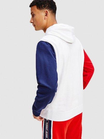 Sweatshirt Homem Half Tommy Jeans