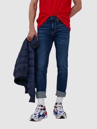 Jeans Homem Austin Slim Tommy Jeans