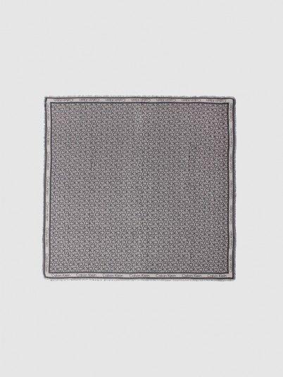 Lenço Mulher 120X120 Calvin Klein