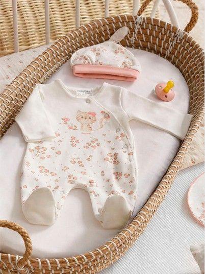 Conjunto Babygrow Prenda Bebé Mayoral