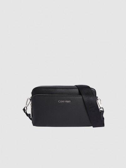 Handbag Woman Black Calvin Klein