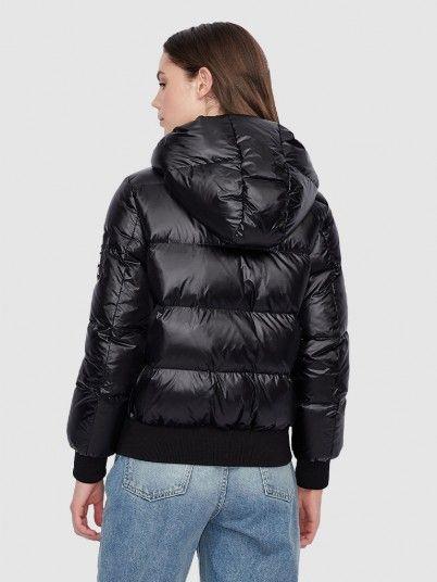 Jacket Woman Black Armani Exchange