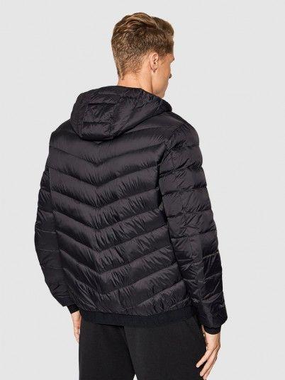 Jacket Man Black Armani Exchange