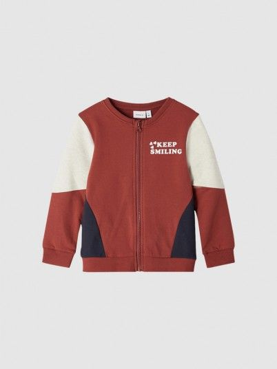 Jacket Girl Red Name It