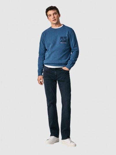 Sweatshirt Homem Edison Pepe Jeans