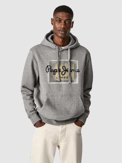 Sweatshirt Homem Inaki Pepe Jeans