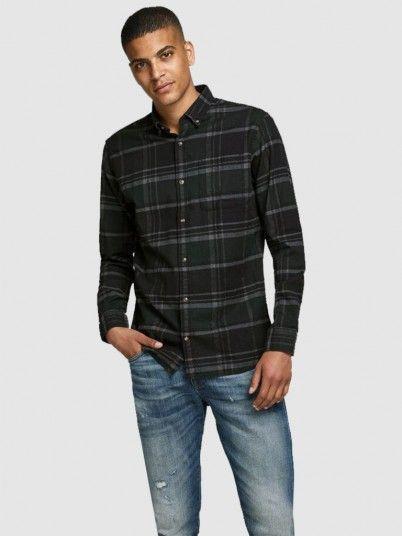 Shirt Man Black Jack & Jones