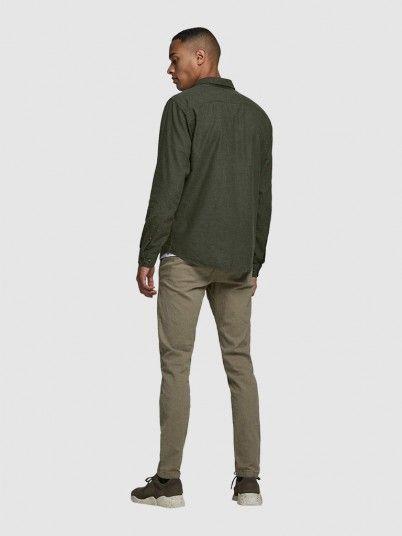 Shirt Man Green Jack & Jones