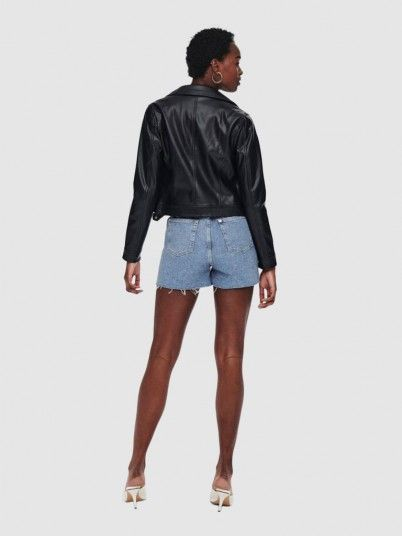 Jacket Woman Black Only