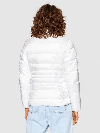 Kispo Mulher Quilted Tommy Jeans