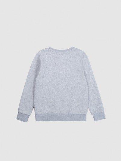 Sweatshirt Menino Hugo Boss