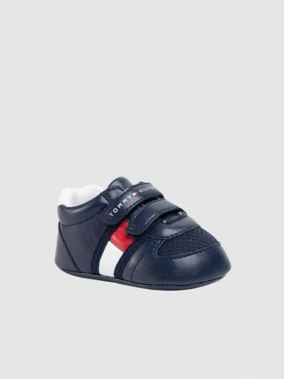 Sapatilha Menino Velcro Tommy Jeans