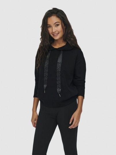 Sweatshirt Mulher Fancy Only