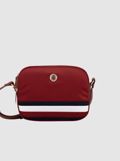 Handbag Woman Bordeaux Tommy Jeans