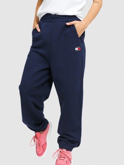 Calça Mulher Relaxed Hrs Tommy Jeans