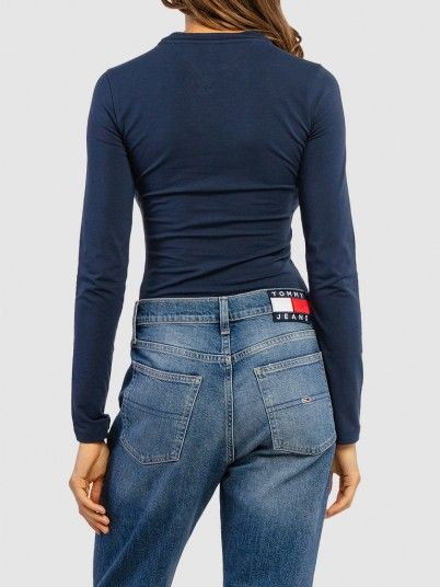 Body Mulher Tinny Tommy Jeans