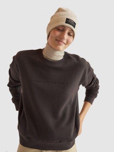 Sweatshirt Mulher Boloni Ecoalf