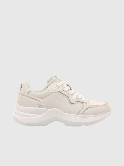 Sneakers Woman White Mtng