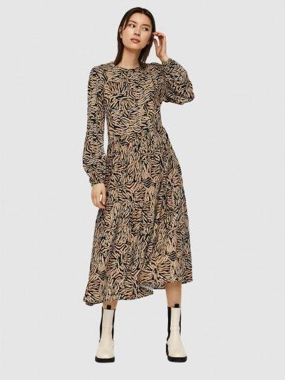 Vestido Mulher Uma Ls Vero Moda