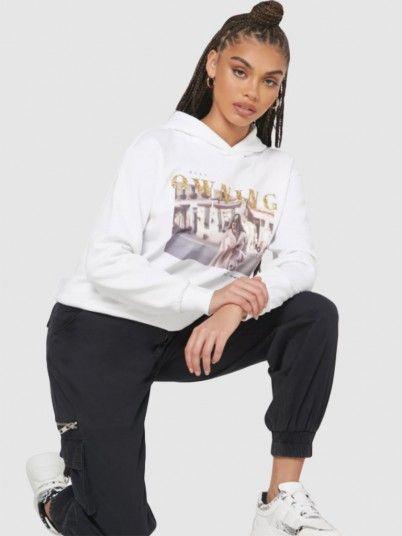 Sweatshirt Mulher Bloom Only
