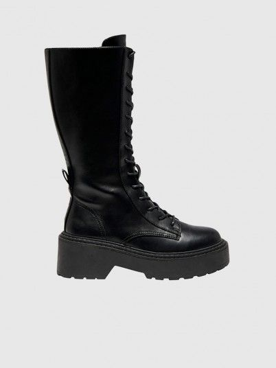Bota Mulher Bossi-3 High Shaft Lace Only