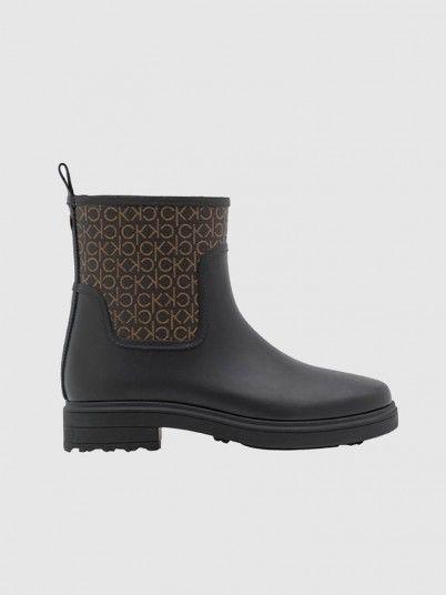 Boots Woman Black Calvin Klein
