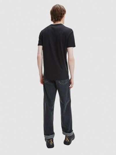 T-Shirt Homem Seasonal Calvin Klein