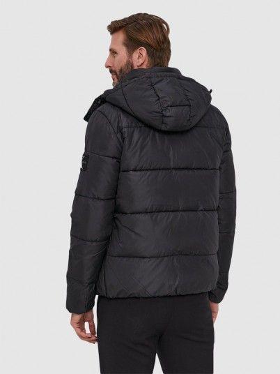 Jacket Man Black Calvin Klein