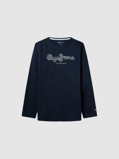Sweatshirt Menino Aldo Pepe Jeans