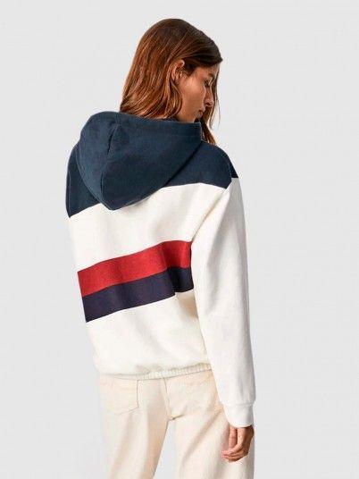 Sweatshirt Mulher Lluna Pepe Jeans