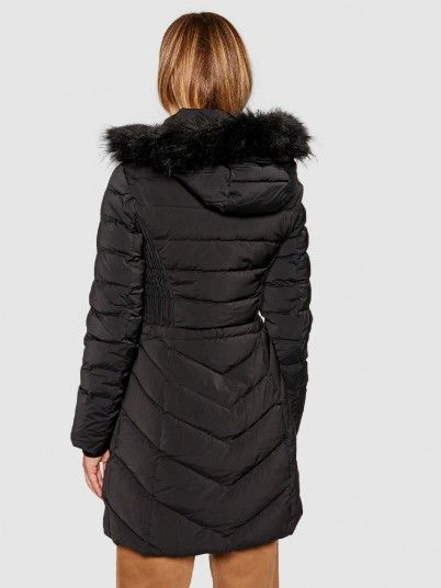 Jacket Woman Black Guess