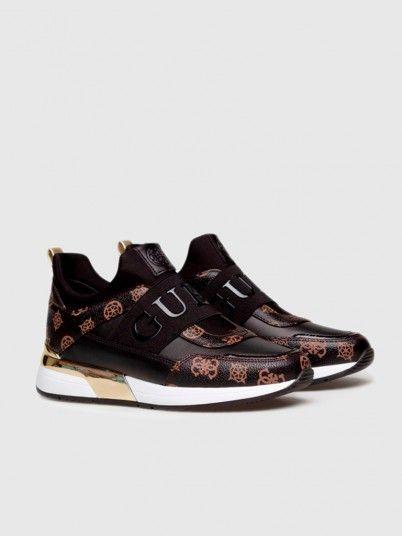 Sneakers Woman Black Guess