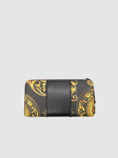 Wallet Woman Black Versace