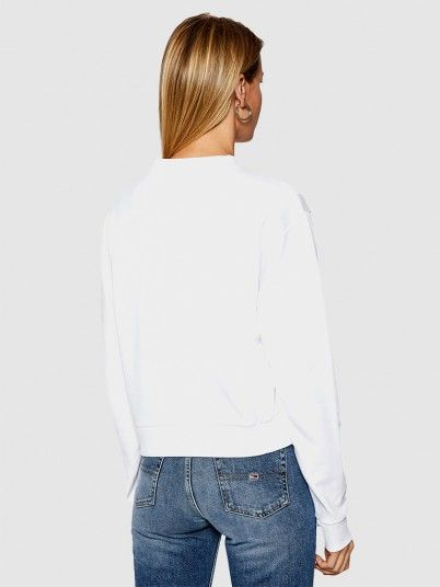 Sweatshirt Mulher Icon Guess