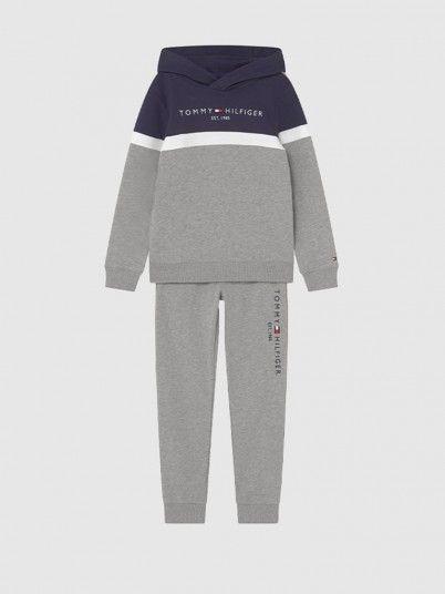 Sweatshirt Menino Colorblock Tommy Jeans