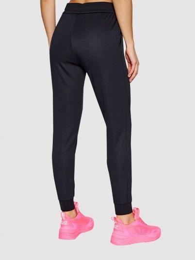 Pants Woman Navy Blue Armani Exchange
