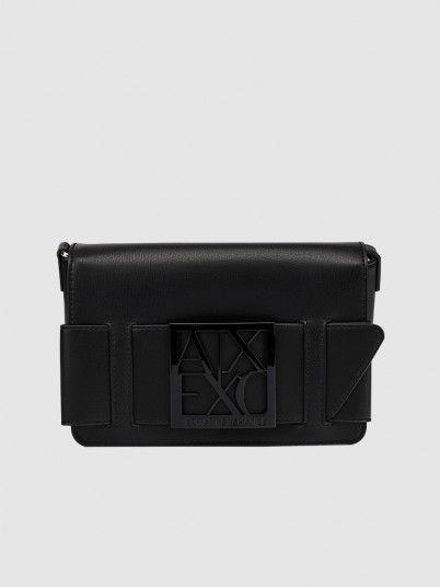 Handbag Woman Black Armani Exchange