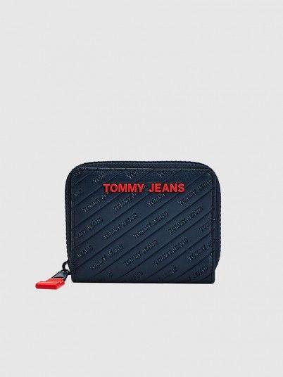 Carteira Muhler Pu Small Za Tommy Jeans