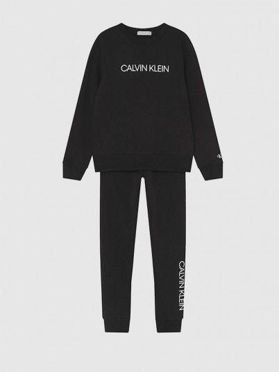 Fato Treino Menino Essential Calvin Klein
