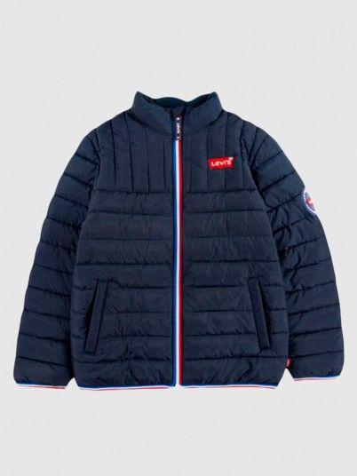 Jacket Boy Navy Blue Levis