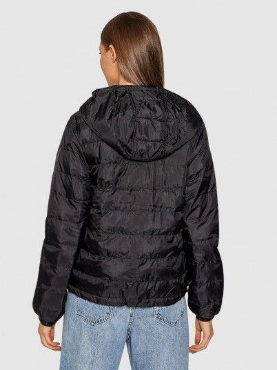 Jacket Woman Black Levis