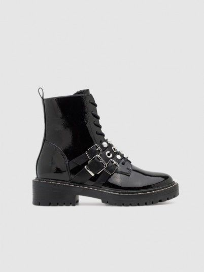 Boots Woman Black Only