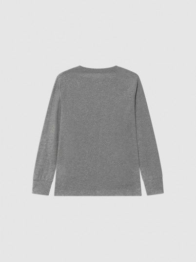 Sweatshirt Menino Chuck Patch Converse