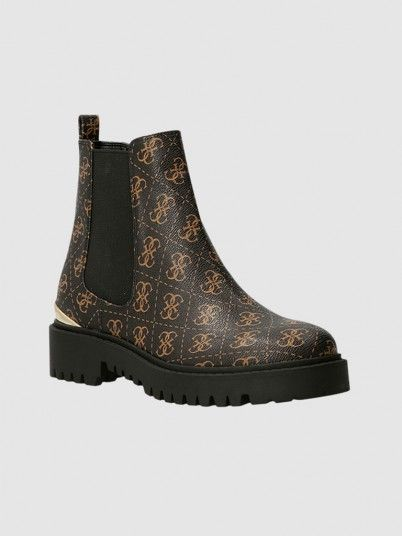 Boots Woman Black Guess