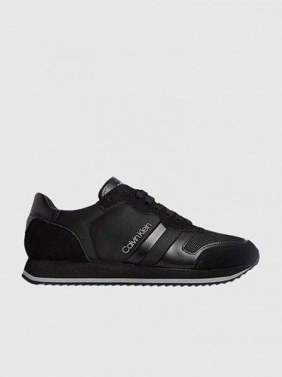 Sneakers Man Black Calvin Klein